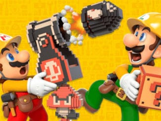 Super Mario Maker 2 – Versie 1.1.0 update