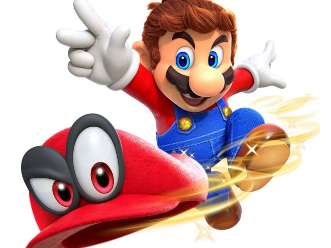 News - Super Mario Odyssey Awarded A Perfect 10 From EDGE