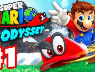Super Mario Odyssey the best selling Nintendo Switch game so far