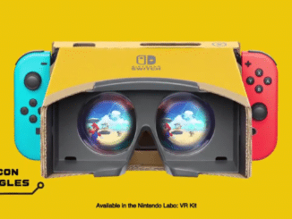 Super Mario Odyssey & Zelda: Breath Of The Wild + Labo Toy-Con VR