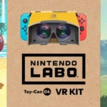 Super Mario Odyssey & Zelda: Breath Of The Wild's Labo VR Updates available