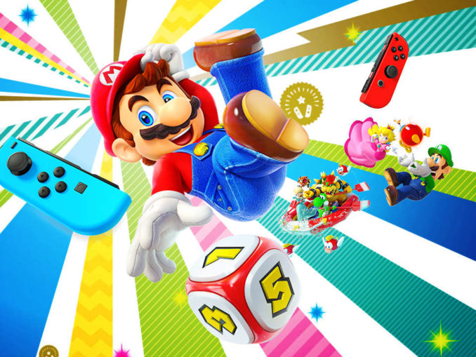 News - Super Mario Party – Cause of Joy-Cons shortage