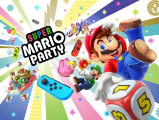 Super Mario Party announced