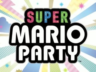 Super Mario Party gameplay; balanceren op tonnen
