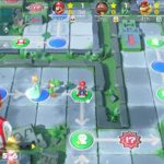 Super Mario Party includes only four differentboards