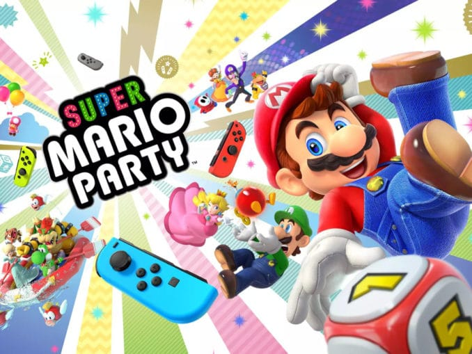 News - Super Mario Party – Launch Trailer