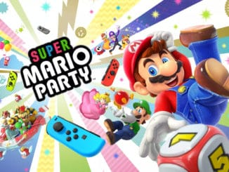 Super Mario Party – Online