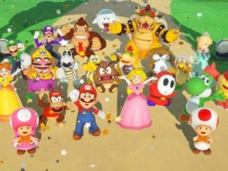 Super Mario Party – Over 1 million copies sold in Japan