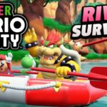 Super Mario Party - River Survival Mode