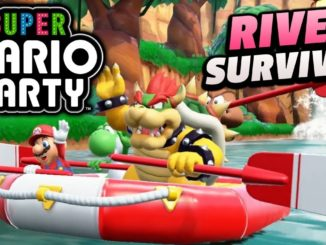 News - Super Mario Party – River Survival Mode