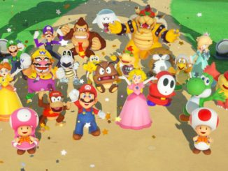 Super Mario Party – Derde snelst verkopend