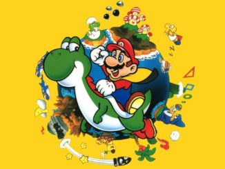 Super Mario World en Yoshi's Island – Making of