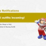 Super MarioOdyssey racing outfit available