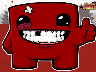 Super Meat Boy 11 januari + Race Mode!
