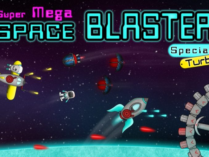 Release - Super Mega Space Blaster Special Turbo