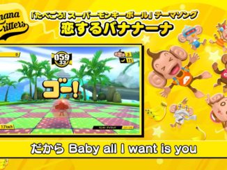 Nieuws - Super Monkey Ball: Banana Blitz HD – Japanse Theme Song onthuld