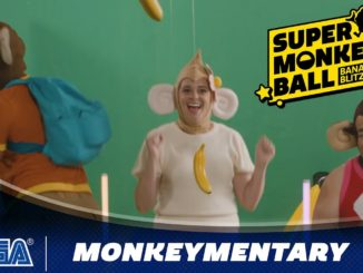 News - Super Monkey Ball: Banana Blitz HD – Live-Action Trailer