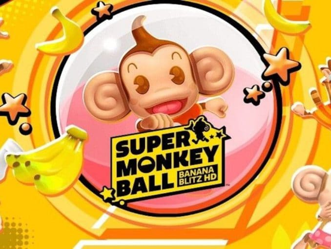 Nieuws - Super Monkey Ball: Banana Blitz HD trailer