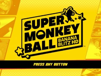Nieuws - Super Monkey Ball: Banana Blitz HD – Nieuwe Gameplay Trailer