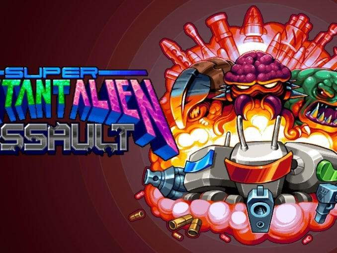 Release - Super Mutant Alien Assault