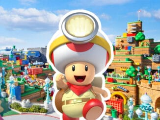 Super Nintendo World Japan – Captain Toad also spotted