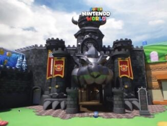 Super Nintendo World Website en Mario Kart Ride Promo gelekt