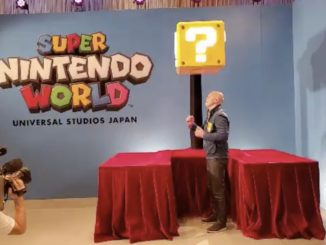 Super Nintendo World – When you hit a Question Mark Block