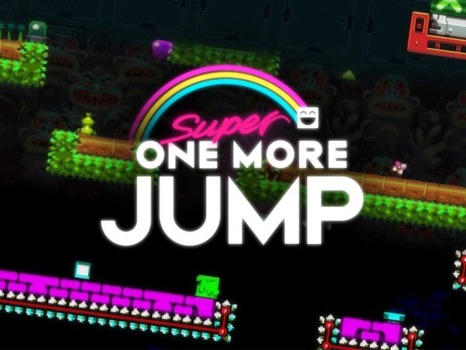 Release - Super One More Jump