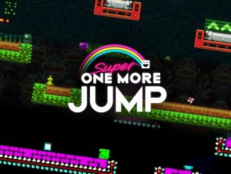 Super One More Jump available