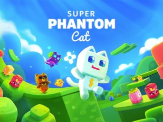 Super Phantom Cat – Nieuwe Gameplay Preview