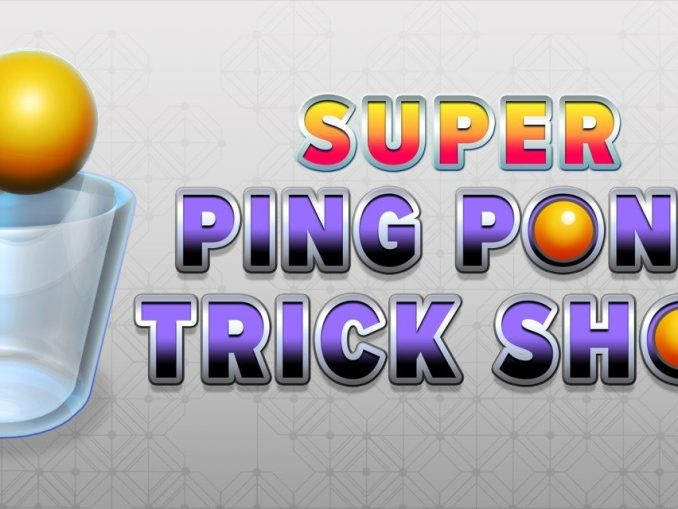 Release - Super Ping Pong Trick Shot
