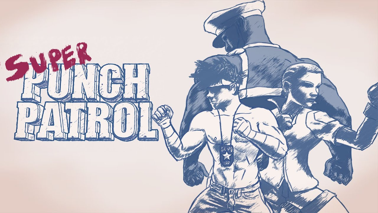 Super Punch Patrol – Officieel onthuld