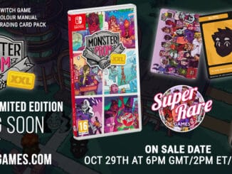 Super Rare Games – Monster Prom XXL