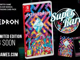 Super Rare Games – Next Physical – Octahedron