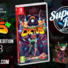 Super Rare Games - Next Physical Release - Assault Android Cactus+