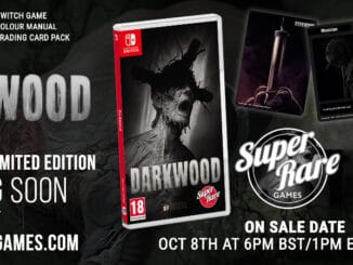 Super Rare Games' Next Physical Release – Darkwood