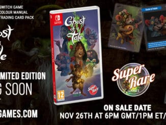 Super Rare Games – Volgende fysieke release – Ghost Of A Tale