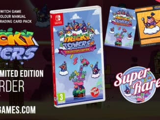Super Rare Games – Volgende fysieke release – Tricky Towers: Collector's Edition