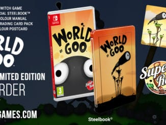 Super Rare Games – Volgende fysieke release – World Of Goo