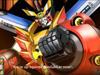 Super Robot Wars T 2nd Official Trailer