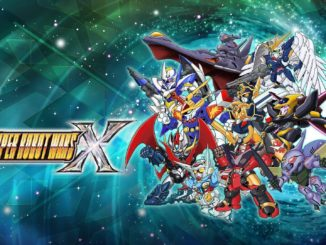 Super Robot Wars V – Debuut Trailer