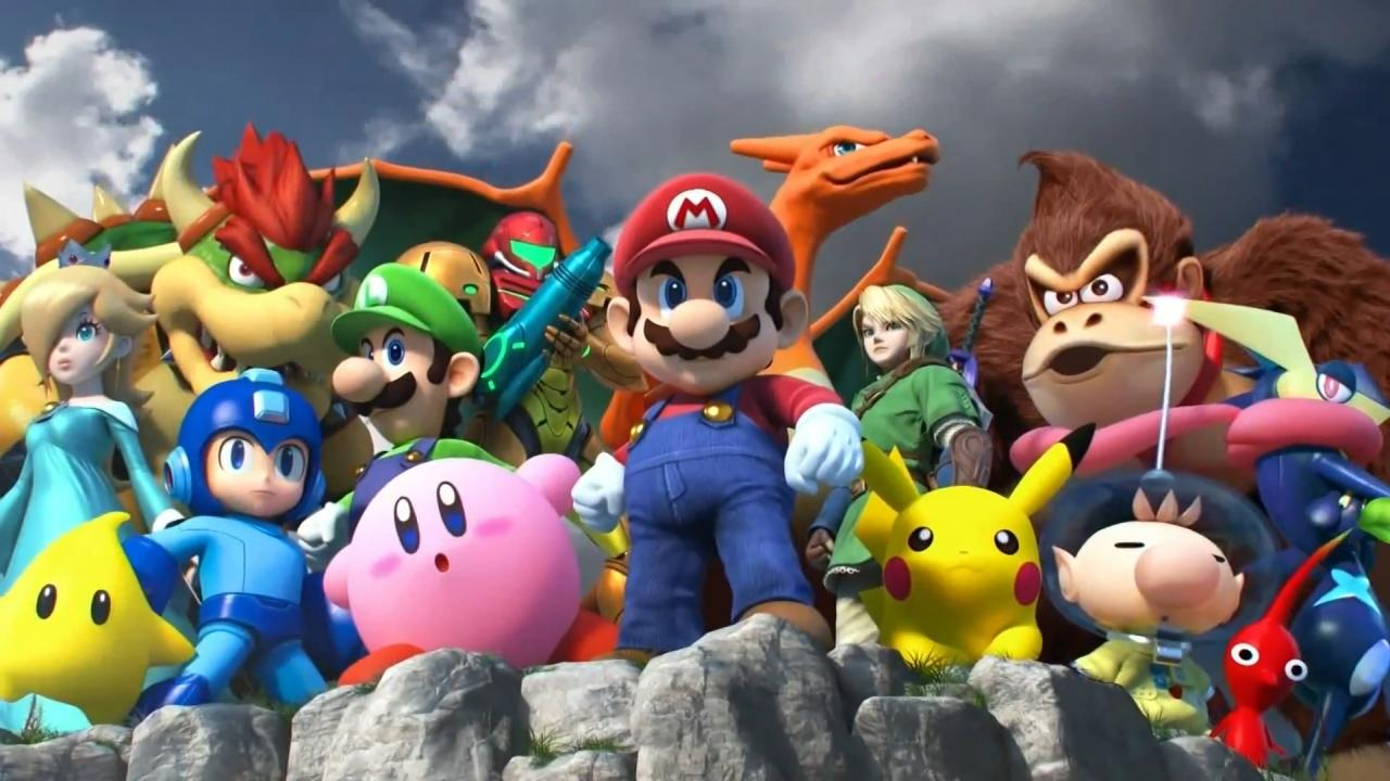 Super Smash Bros. – New characters?