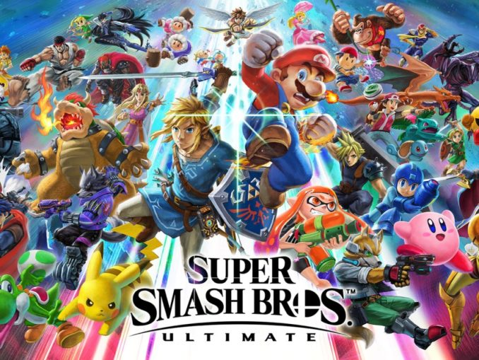 Release - Super Smash Bros. Ultimate
