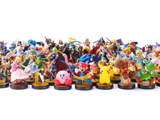 Super Smash Bros Ultimate Amiibo Leak?