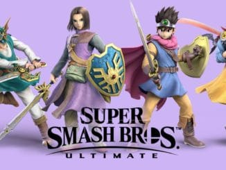Super Smash Bros Ultimate – Dragon Quest spirits have appeared