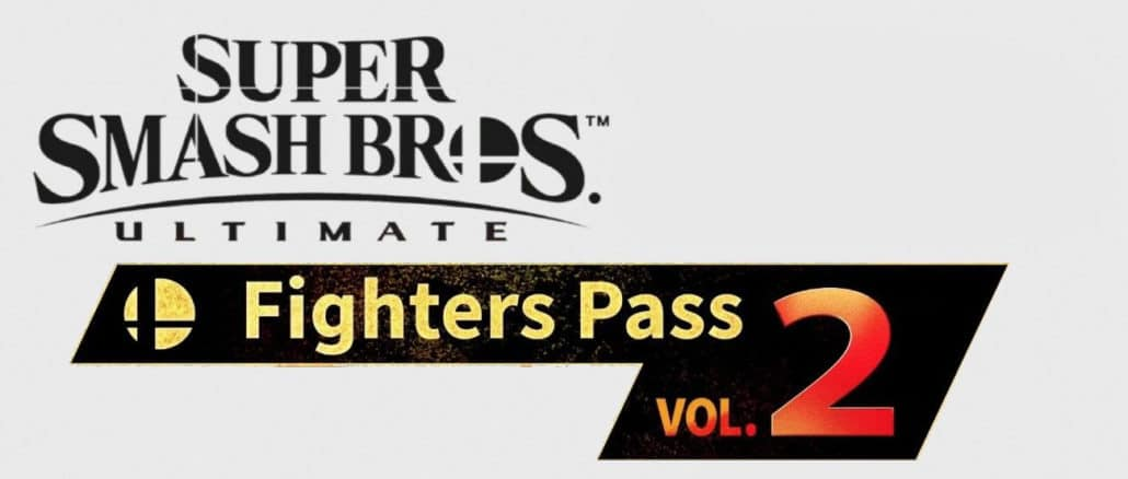 Super Smash Bros Ultimate Fighter Pass 2 content op afstand ontwikkeld