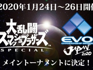 Super Smash Bros Ultimate – Headliner EVO Japan 2020