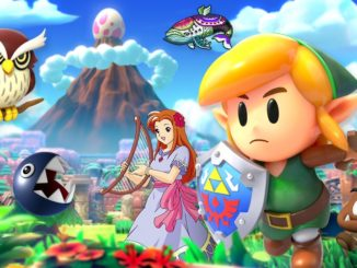 Super Smash Bros Ultimate – Link's Awakening Spirit Event
