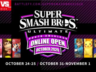 Super Smash Bros. Ultimate North American Online Open October 2020 announced