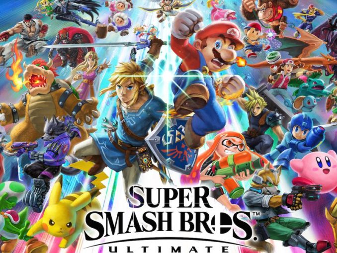 Nieuws - Super Smash Bros. Ultimate speelbaar at CEO 2018